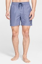 Jack Spade Grannis Graph Check Swim Trunk