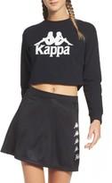 Kappa Women's Authentic Crop Sweatshirt