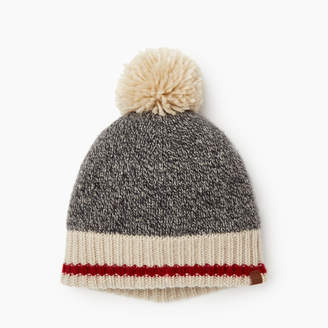 Roots Cabin Pom Pom Toque