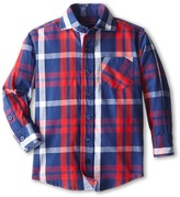 Toobydoo Cotton Woven Shirt (Toddler/Little Kids/Big Kids)