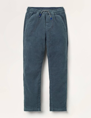 Relaxed Slim Pull-on Trousers