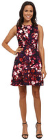 KUT from the Kloth Adele Cross Front Dress