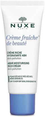 Nuxe Creme Fraiche de Beaute Moisturiser for Dry Skin 30ml