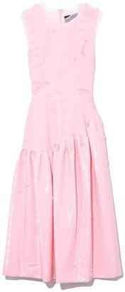 Simone Rocha Frame Dress in Pink