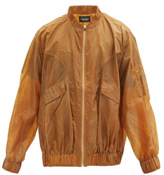 A-Cold-Wall* Oversized Translucent-shell Jacket - Brown