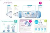 Mam Anit-Colic Bottles - 2 Ct - Color Varies