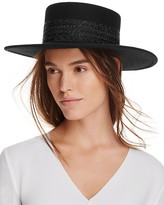 Eric Javits Wool Gaucho Hat