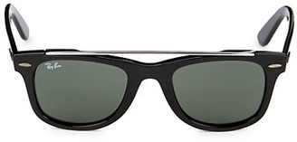 Ray-Ban RB4540 50MM Square Sunglasses
