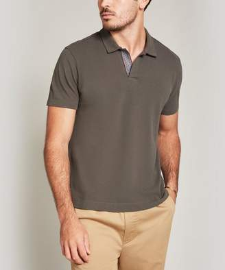Hanson Liberty London Plain Cotton Polo Shirt