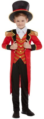 Boys Deluxe Ringmaster Costume