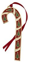 Wallace 2010 Candy Cane Ornament, 30th Edition