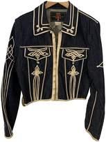 Jean Paul Gaultier Blue Denim - Jeans Leather jackets