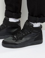 Criminal Damage Courtside Mid Top Sneaker