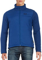 Jack Wolfskin Water-Repellant Quilted Jacket