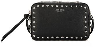 Jimmy Choo Stud-Embellishment Crossbody Bag