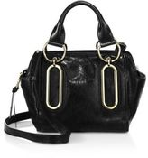 See by Chloe Hazel Leather Satchel
