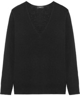 Theory Adrianna Cashmere Sweater - Black