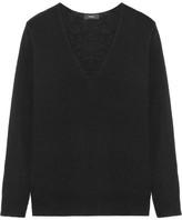 Theory Adrianna Cashmere Sweater - medium
