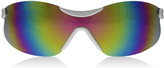 Sxuc Flash Sunglasses Silver 7277 80mm