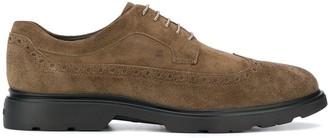 Hogan lace up oxford shoes