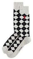 Cole Haan Pinch Argyle Socks