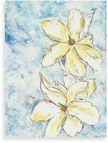 "Andrea Fono ""Heavenly Magnolia"" 30-Inch x 40-Inch Canvas Wall Art"