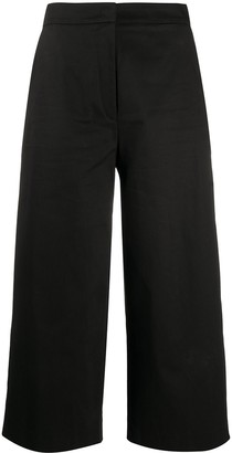 FEDERICA TOSI Palazzo Cropped Trousers