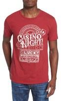 Lucky Brand Men's Casino Nights Graphic T-Shirt