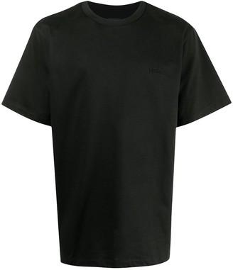 Juun.J crew neck cotton T-shirt