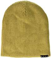 Neff Men's Unisex Double Heather Slouchy Beanie Hat