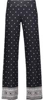 Cosabella Jolene Printed Stretch-Jersey Pajama Pants