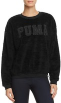Puma Teddy Crew Sweatshirt