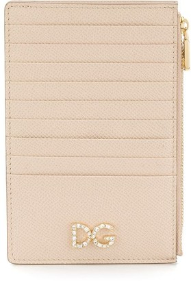 Dolce & Gabbana vertical card holder