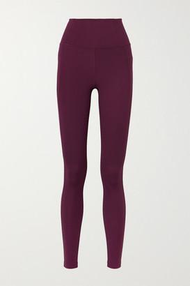 Girlfriend Collective Compressive Stretch Leggings - Purple