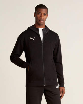 Puma Black Cup Casuals Hooded Jacket