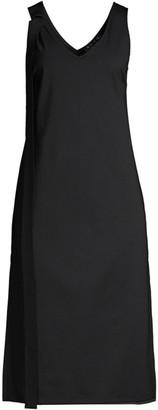 Shan Mito V-Neck Cover-Up Dress