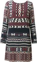 Desigual Dress Marfil