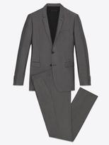 JEFFREY RUDES Wool Notch Suit