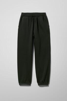 Weekday Standard Sweatpants - Black