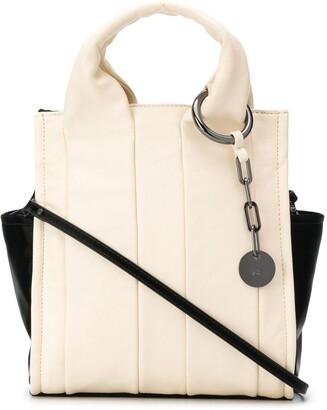 Diesel Two-Tone Tote Bag