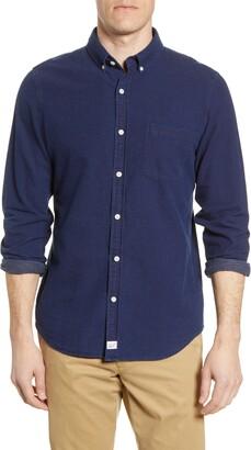 Vineyard Vines Slim Fit Murray Dobby Button-Down Shirt