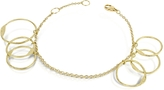 Torrini Milly - 18K Yellow Gold Circles Chain Bracelet
