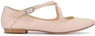 Repetto Jeo Mary Jane ballerinas