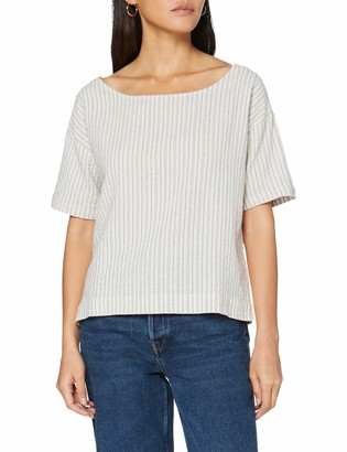 Blend She Women's BSPOWA L BL Blouse