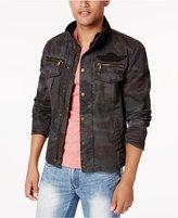 Buffalo David Bitton Men's Camo Jacket