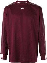 Adidas Originals By Alexander Wang soccer long sleeved T-shirt