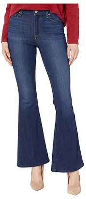 Paige High-Rise Bell Canyon Petite Jeans in Dion (Dion) Women's Jeans