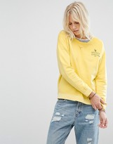 Maison Scotch Lemon Sweatshirt
