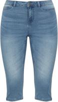 Junarose Plus Size Slim fit cropped jeans