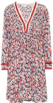 Poupette St Barth Exclusive to Mytheresa Ola floral minidress